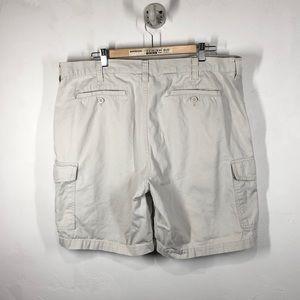 croft & barrow Shorts - Croft & Barrow light tan cargo shorts size 40